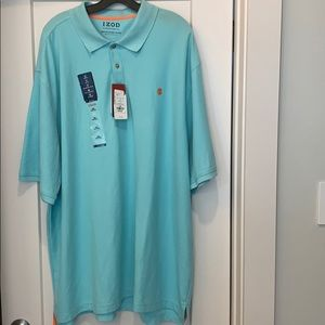 IZOD Short Sleeve Polo Golf Shirt